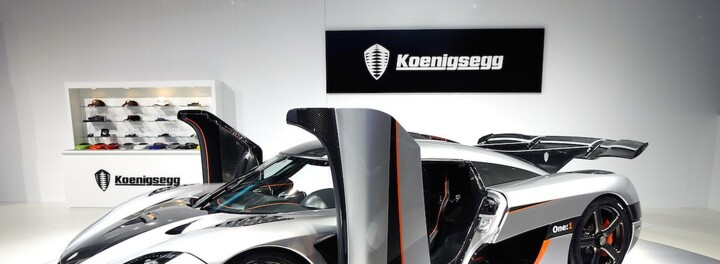 Amazing Car Of The Day: The $2 Million Koenigsegg One:1