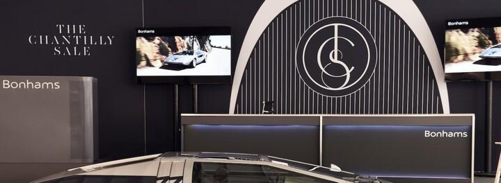 Maserati Boomerang Returns To Auction, Sells For BIG Money