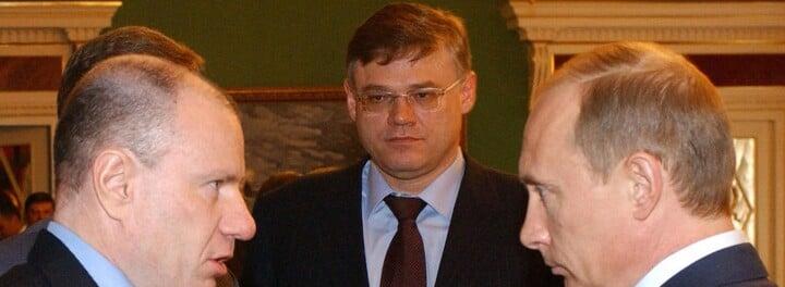 Crazy Russian Billionaire Spotlight: Vladimir Potanin...