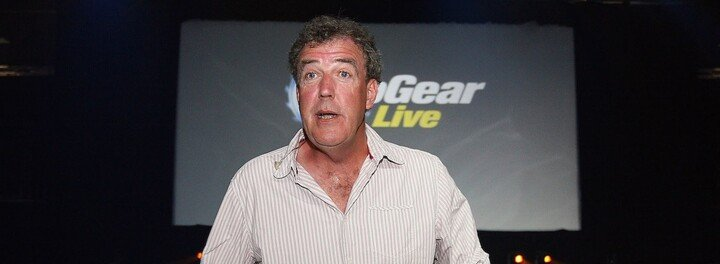 Jeremy Clarkson And Amazon Just Agreed To A Huge Deal