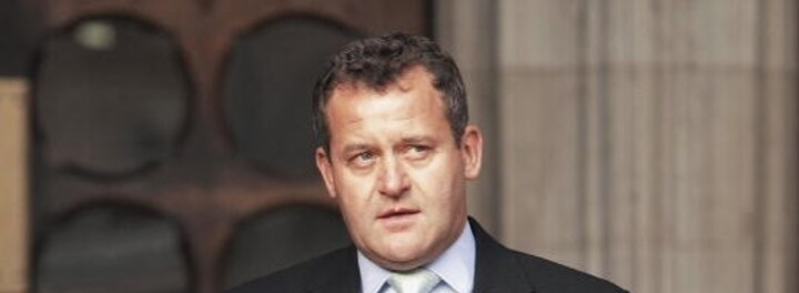 Paul Burrell Net Worth