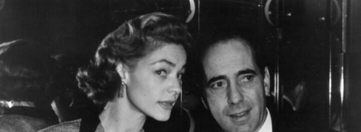 Lauren Bacall & Humphrey Bogart Net Worth
