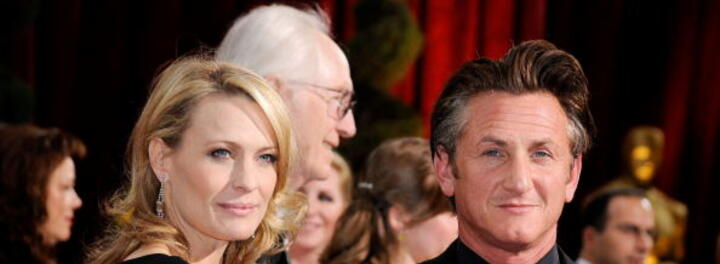 Sean Penn & Robin Wright Net Worth
