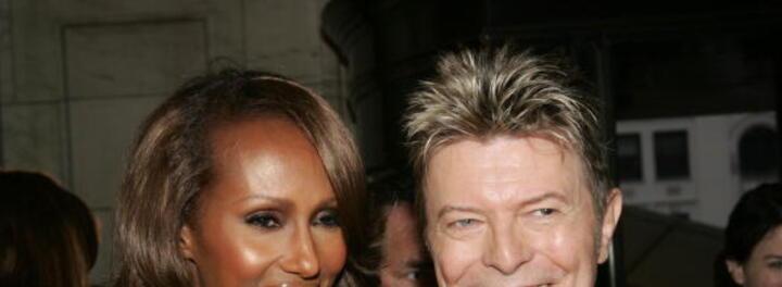 David Bowie & Iman Net Worth