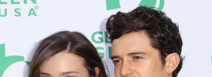 Orlando Bloom & Miranda Kerr Net Worth