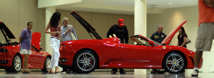 """Sign Of A Bubble? This Week Someone Listed A Ferrari On eBay For $9 Million... And It Sold For The """"Buy It Now"""" Price!"""