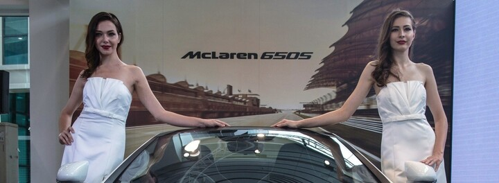 The McLaren 650S: Part Supercar, Part Hypercar