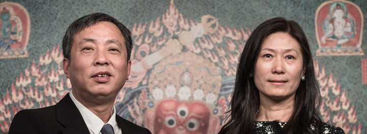 The Chinese Billionaire Who Just Bought A $170 Million Painting Used To Be A Taxi Driver!