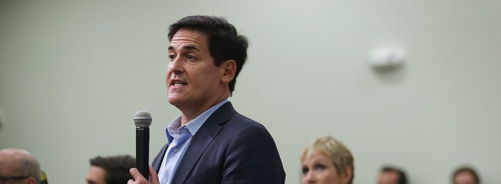 Mark Cuban Pays Out $30K For Swearing At Charity Event