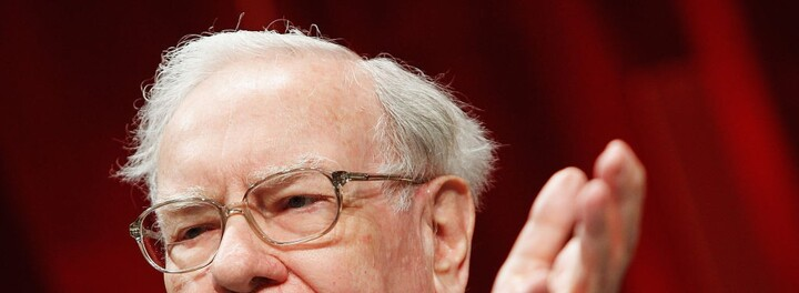 "Warren Buffett Has Very Simple Answer To The Question ""How'd You Get So Rich?!?!"""