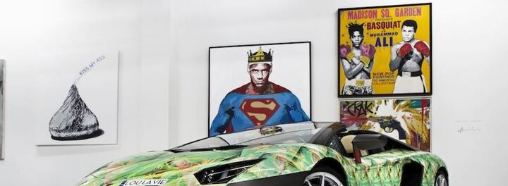 "Not Surprisingly, LeBron James Has A Car Collection Fit For ""The King"""
