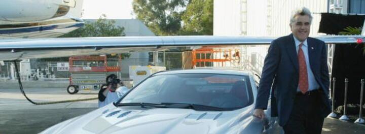 Take A Peak Inside Jay Leno's Amazing Garage