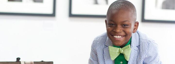 Meet The 13-Year-Old CEO Who Is Making Millions With His Bow Tie Empire