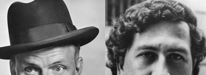 Pablo Escobar's Son Makes A Seriously Shocking Claim About Frank Sinatra