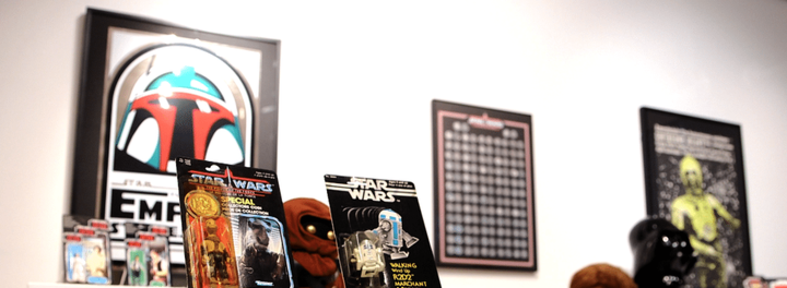 Rare Collection Of Star Wars Toys Just Sold For $500k
