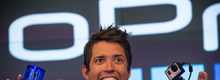 GoPro's Nick Woodman Just Ordered A $40 Million Private Yacht