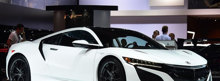 The Brand New Acura NSX Is Faster Than Ever