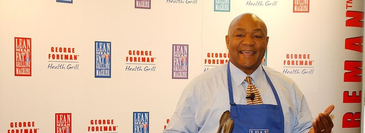14 Years Ago Today, George Foreman Sold His Name In Perpetuity For A TON Of Money