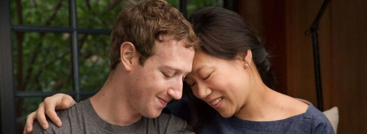 Mark Zuckerberg And Wife Announce Staggering Wealth Donation In Honor Of Daughter's Birth