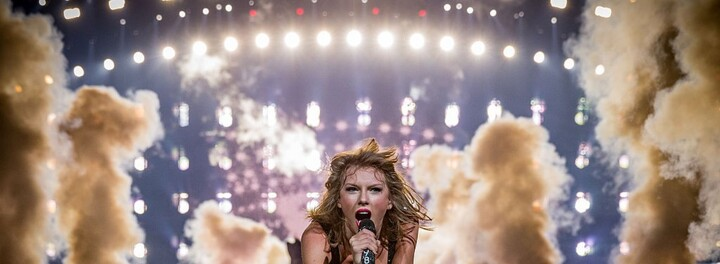 Apple Wins Exclusive Rights To Show Taylor Swift '1989' Concert Documentary