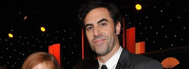 Sacha Baron Cohen And Isla Fisher Donate $1 Million To Syrian Refugees
