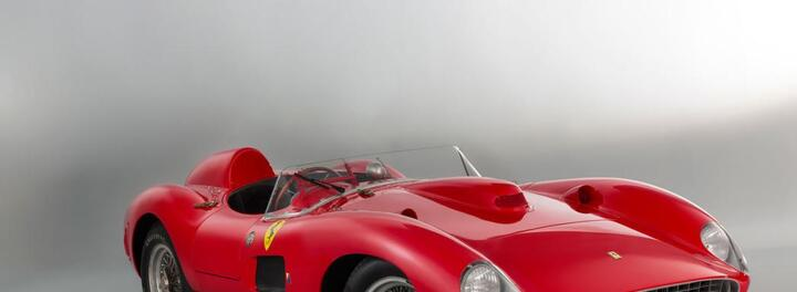 Will This 1957 Ferrari Set A New Record For Most Expensive Car Ever Sold?