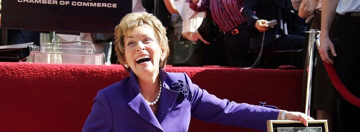 Judge Judy's Private Jet Damaged By Strong Winds