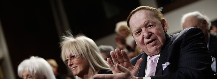 Casino Multi-Billionaire Sheldon Adelson Is Trying To Lure The Raiders To Las Vegas