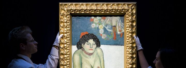 Diamonds And Picasso And Squiggles, Oh My! The Top Ten Highest Priced Auctions At Sotheby's In 2015
