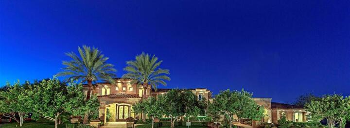 Boxing Legend Mike Tyson Pays $2.5 Million For Huge Las Vegas Mansion