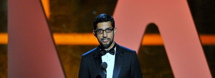 Google CEO Sundar Pichai Got A Stock Package Worth Almost $200 Million
