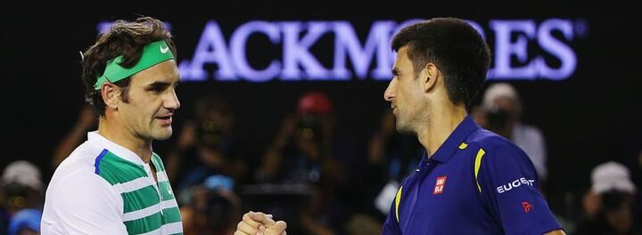 Who Will Be The First $100 Million Earner In Tennis - Novak Djokovic Or Roger Federer?
