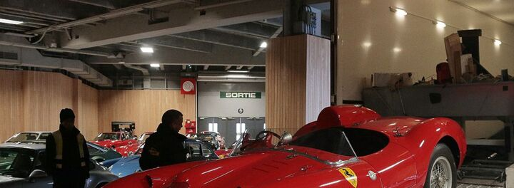 Ferrari Spider Falls Just Short Of World Record