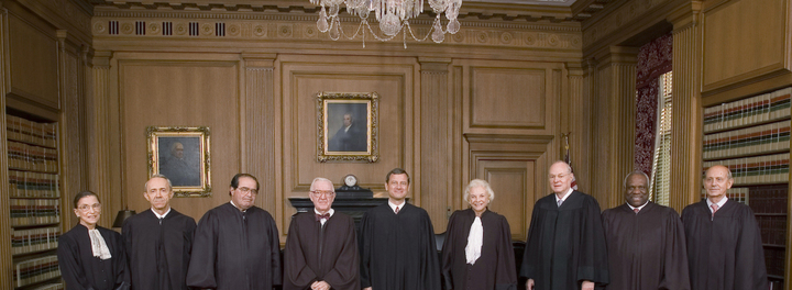 Supreme Court Justice Salaries