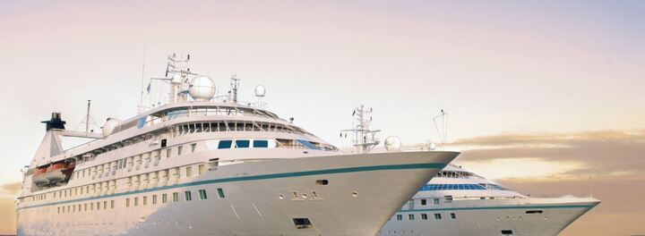 Forget Owning A Mega Yacht. All The Cool Billionaires Today Are Renting Out Entire Cruise Ships