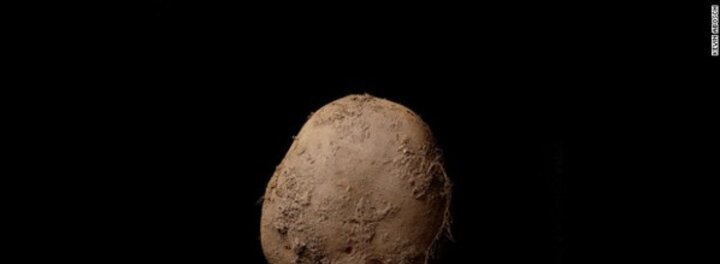 How Much Would You Pay For A Picture Of A Potato? I Hope Not This Much!