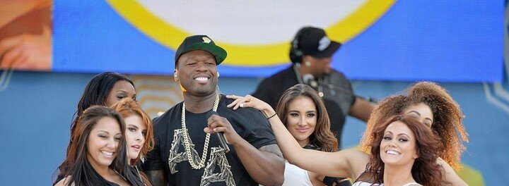 """Bankrupt"" 50 Cent Angers Creditors By Flaunting Cash On Social Media"