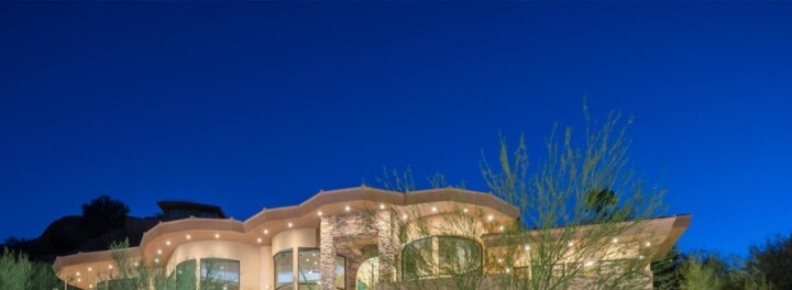 """Alicia Keys And Swiss Beatz Selling """"Glass Mansion"""" For $3.85 Million"""