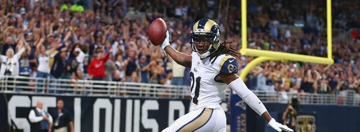 Rams DB Janoris Jenkins Turns Down 5-Year, $45 Million Deal, Wants More
