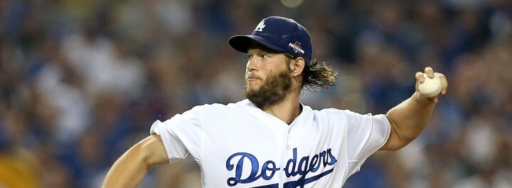 Dodgers Pitcher Clayton Kershaw Sits On Top Of Baseball's Money List Yet Again