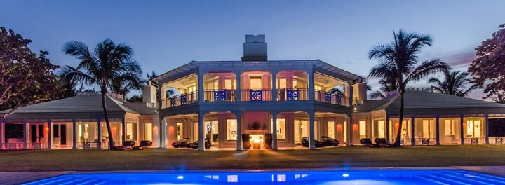 Celine Dion Drops Price On Jupiter Island Mansion To $45.5 Million