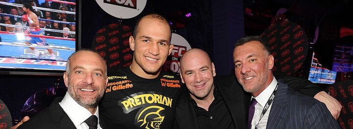 UFC Owners Frank and Lorenzo Fertitta Are About To Make Hundreds Of Millions Of Dollars