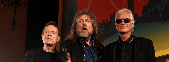 Led Zeppelin Headed To Trial Over Stairway To Heaven Plagiarism Accusations