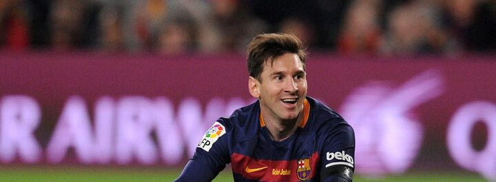 Lionel Messi Leads The List Of Highest Paid Soccer Players In The World