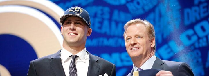 It Doesn't Pay (As Well) To Be The No. 1 Pick In The NFL Draft This Year