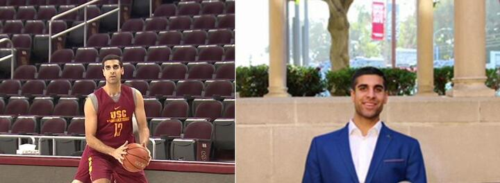 USC Junior Basketball Player Runs Investment Firm With $3.5 Million In Assets