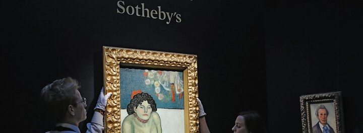 Billionaire Didn't Notice For Years That Her $1M Picasso Painting Was Stolen