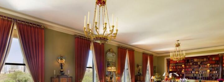 """Fifth Avenue Co-Op Formerly Owned By The Late """"King Of Wall Street"""" Now Listed For $120 Million"""