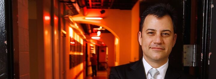 Jimmy Kimmel Renews Contract with ABC for Another Three Years