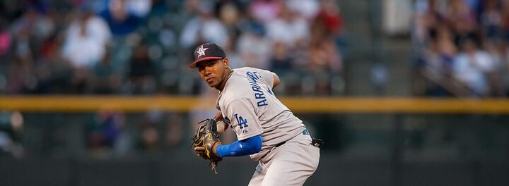 Season-Long Suspension Will Cost Dodgers Shortstop Erisbel Arruebarrena $4 Million